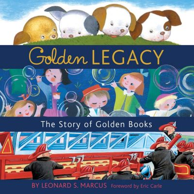 Golden Legacy, The story of Golden Books