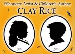 Silhouette Artist & Children's Author Clay Rice