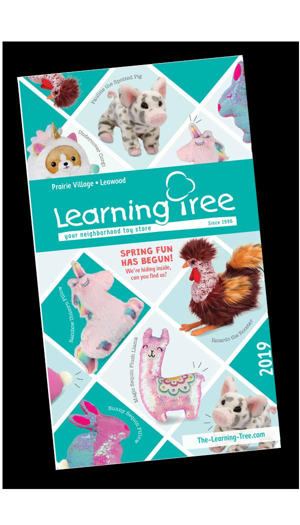 Spring toy catalog