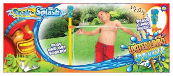 water limbo sprinkler
