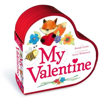 My Valentine book