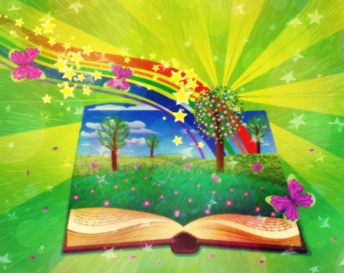 Gardening and Storytime at the Learning Tree