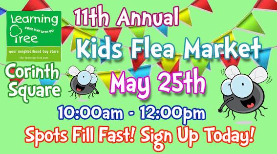 2019 Kids Flea Market