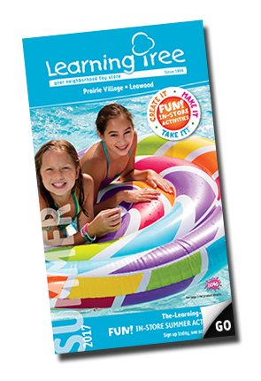 digital Learning Tree Summer toy catalog