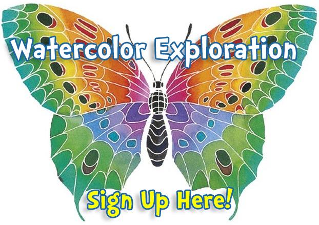 Watercolor Exploration class