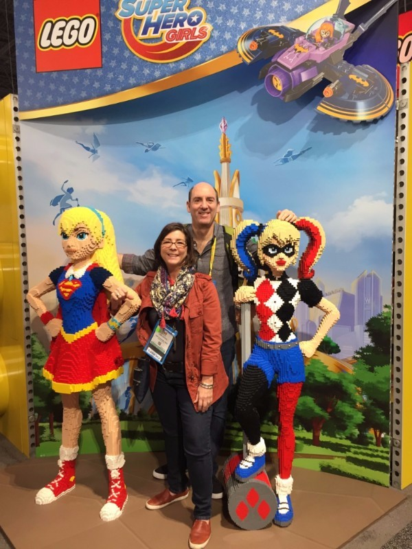Jane and Jonny at Toy Fair 2017