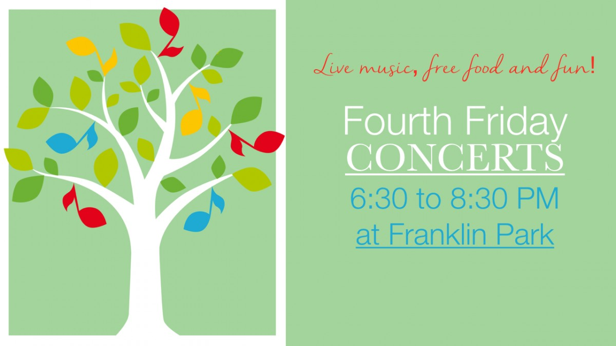 fourth friday concerts