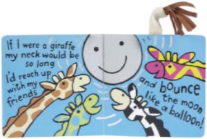 Jellycat Giraffe book