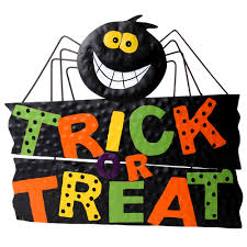 Corinth Square Trick or Treat