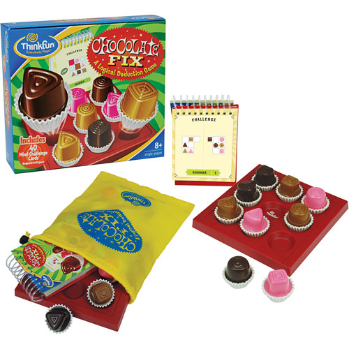 Chocolate Fix game by Think Fun
