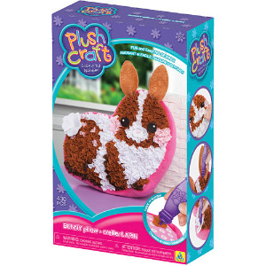 PlushCraft Bunny Pillow