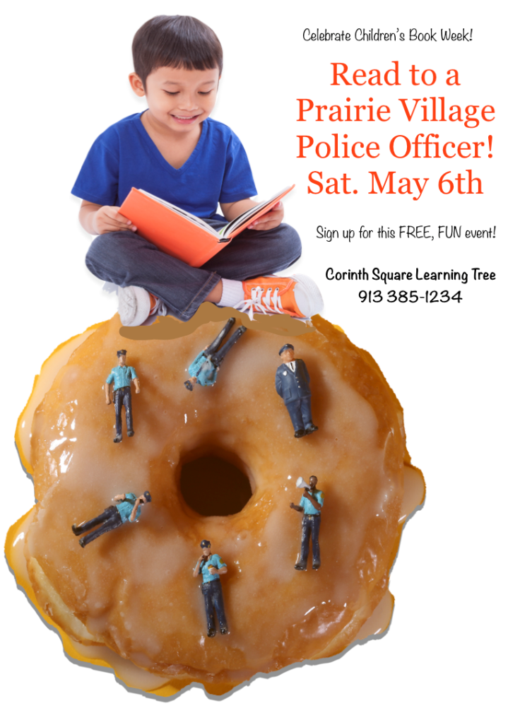 Read to a police officer