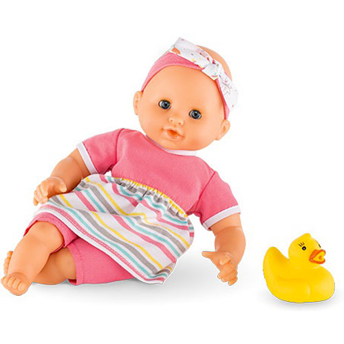 Mon Premier Bebe Bath Dolls