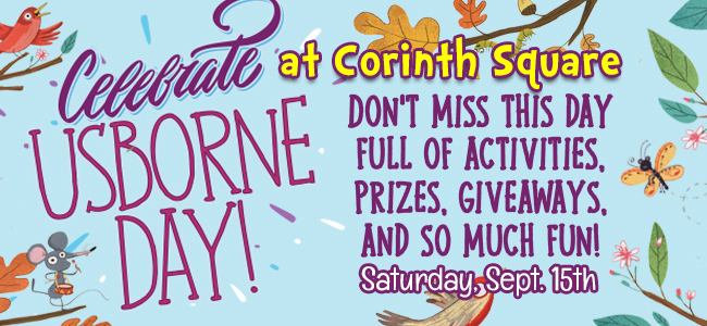 Usborne Day at Corinth Square Learning Tree
