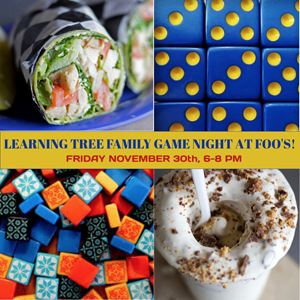 Game Night At Foo's Fabulous Cafe