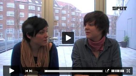 SPOT Festival 2011 - Sisters Pil and Liv Clausen Interview