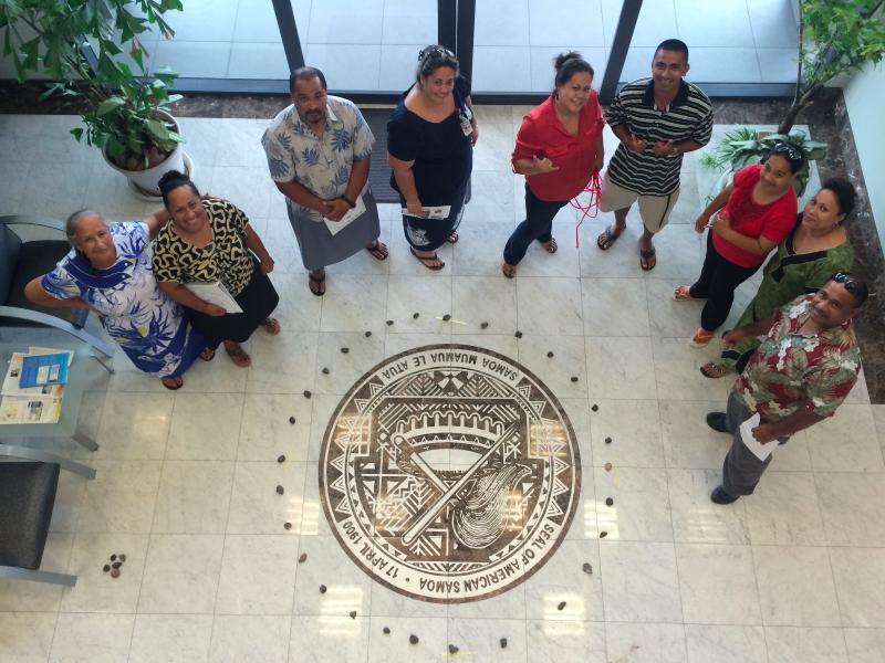 Voyaging for STEM in American Samoa