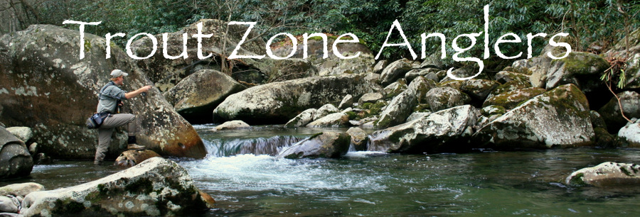 Trout Zone Anglers banner