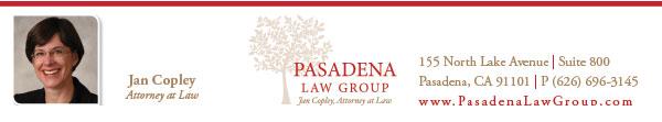 Pasadena Law Group. 155 North Lake Avenue, Suite 800, Pasadena, CA 91101. Call us at 6266963145 or visit our website at www.pasadenalawgroup.com. Click to visit our website.