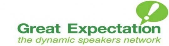 Great Expectation Speakers Bureau