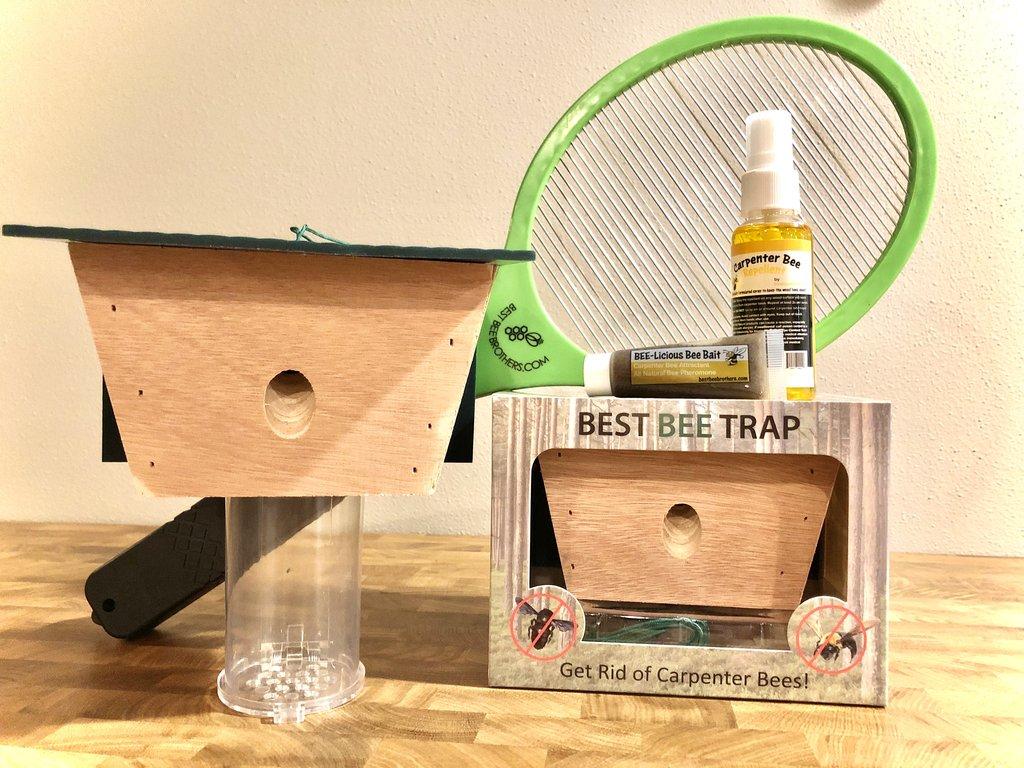 Best Carpenter Bee Control Kit