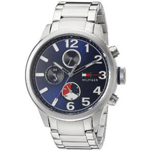 Tommy Hilfiger ρολόι από ανοξείδωτο ατσάλι με μπρασελέ 1791242