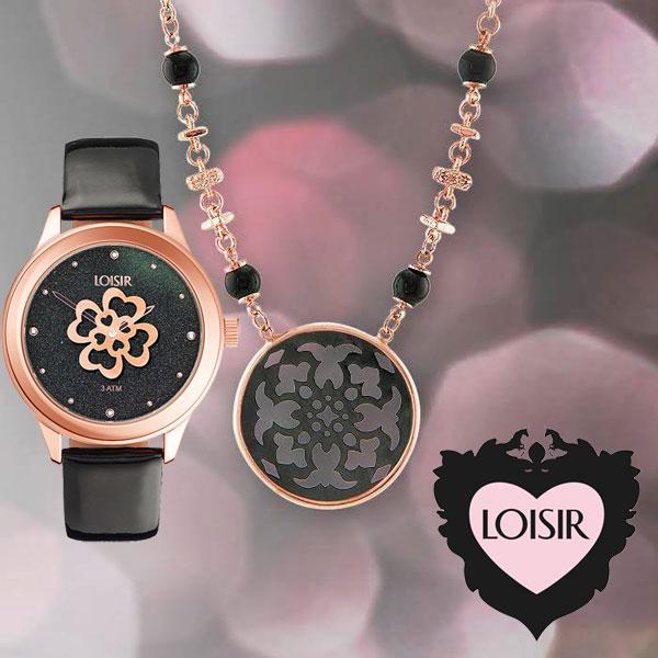 Loisir - Κοσμήματα και Ρολόγια 2017- Νέες Αφίξεις.Η Loisir είναι μια ελληνική εταιρεία κοσμημάτων και ρολογιών με πολύ μεγάλη αλυσίδα καταστημάτων στην Ελλάδα στον χώρο του κοσμήματος.
