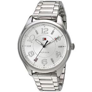 Tommy Hilfiger ρολόι από ανοξείδωτο ατσάλι με μπρασελέ 1781672