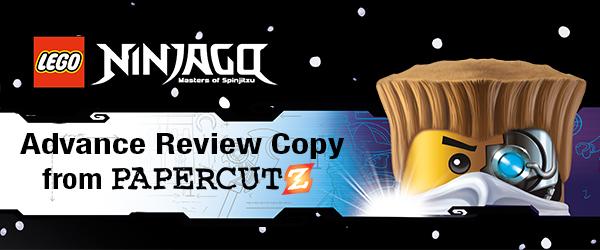 http://www.papercutz.com/comics/lego-ninjago/