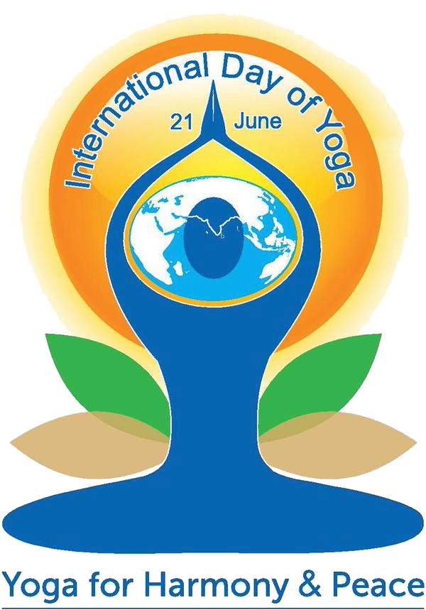 International yoga day logo