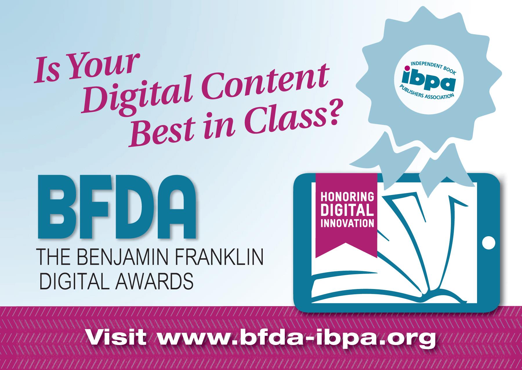 Benjamin Franklin Digital Award