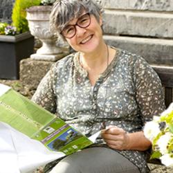 Evolution de parcours   Michèle Collin, Aux Saveurs d'Enneille à Grandhan