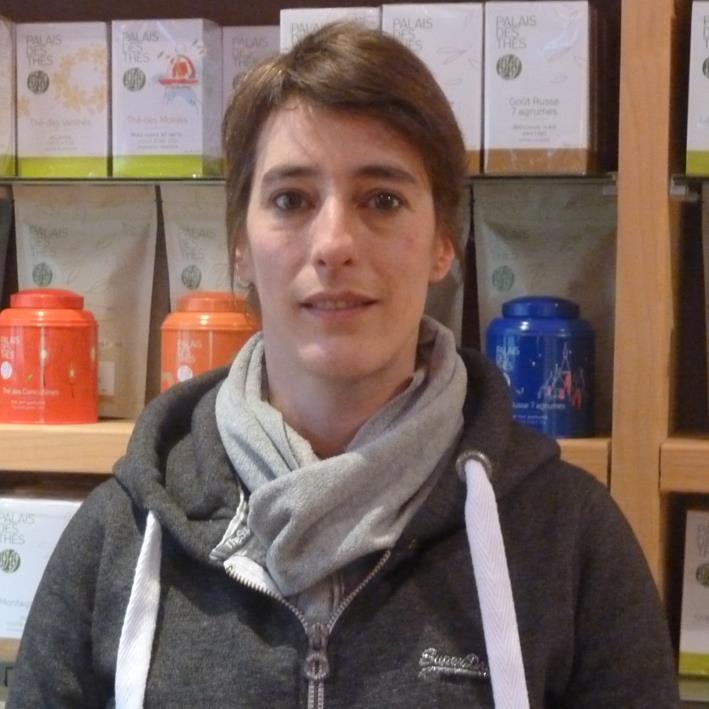 Anaïs Lapp, Taste-Tea à Durbuy