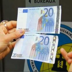 Détecter les faux billets