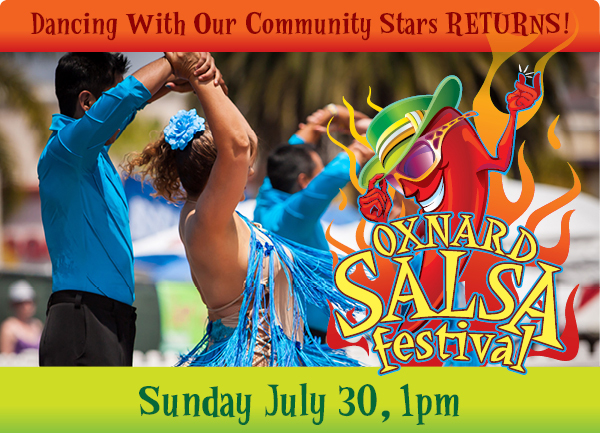 Oxnard Salsa Festival announces 'Dancing With Our Community Stars'