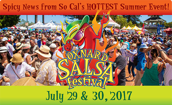 Oxnard Salsa Festival (July 29-30) announces entertainment lineup