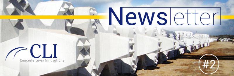 Newsletter Concrete Layer Innovation
