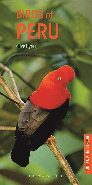 Pocket Photo Guide to the Birds of Peru
