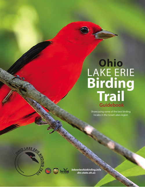 Lake Erie Birding Trail Guidebook