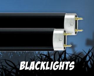 Halloween Blacklights