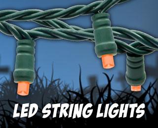 Halloween Light Strings