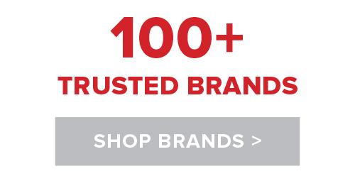100+ Brands