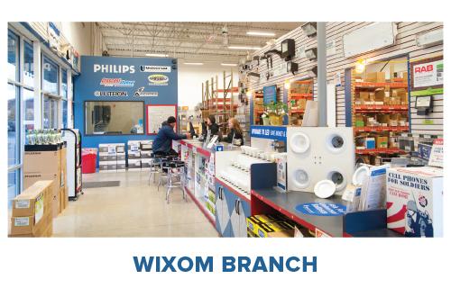 Wixom Branch