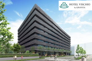 Hotel Vischio Osaka - new brand launched by Hotel Granvia