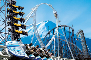 Fuji-Q Highland Advance Ticket Sales