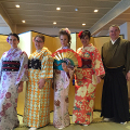 Agents Indulge in Luxury on Golden Famil to Japan