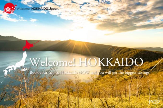 Hokkaido Welcome Campaign