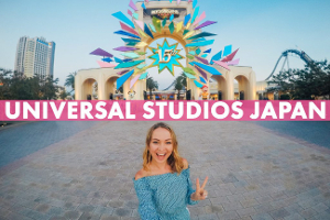 A Guide to Universal Studios Japan