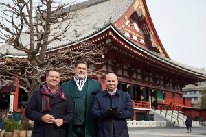 Masterchef Visits Japan