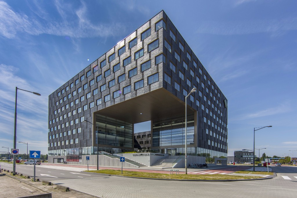 View on Google maps: Cornerstone Business park Rotterdam The Hague Airport